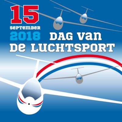 dag van de luchtsport logo